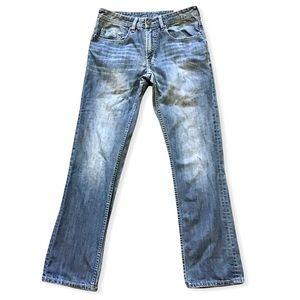 BUFFALO   Driven Basic Straight Jeans 31x32